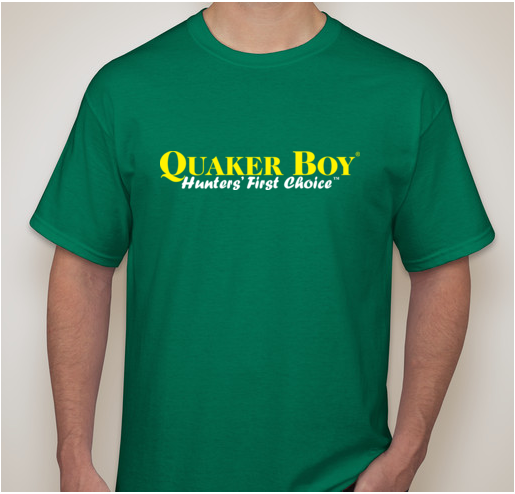 Quaker Boy T-Shirt - MEN'S MEDIUM