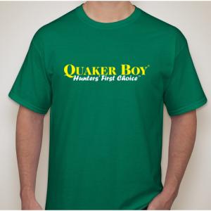 Quaker Boy T-Shirt - MEN'S EXTRA LARGE
