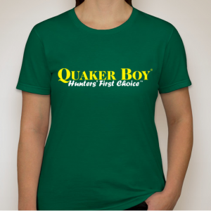 46ae9ba6d9d Quaker Boy T-Shirt – WOMEN S EXTRA SMALL