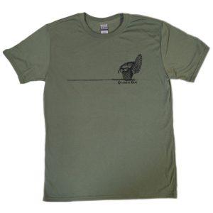 DKC Turkey T-Shirt-Hunter-Green