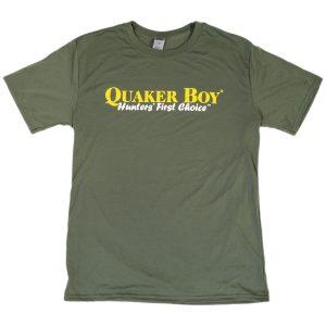 Logo-T-Shirt-Hunter-Green